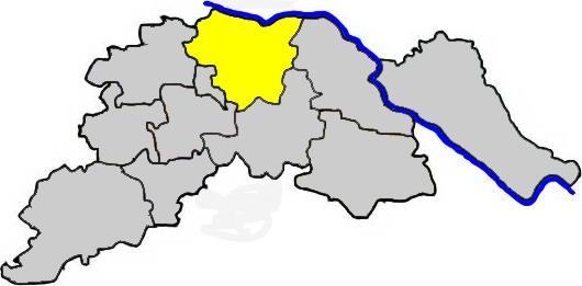 Scharnebeck im Landkreis Lüneburg - Karte